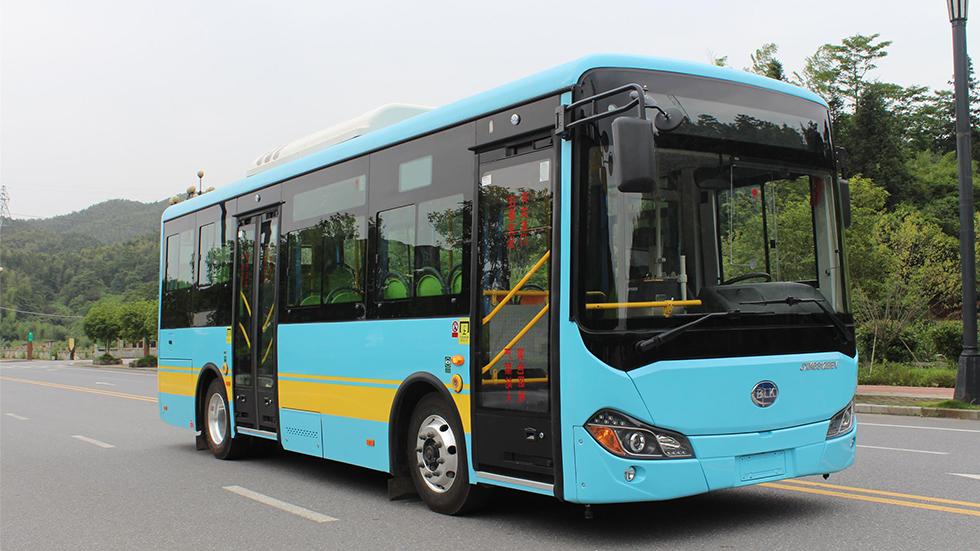 8米国内纯电动公交车