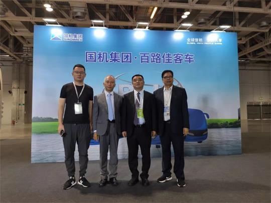 威廉希尔官方网站参加第九届中国(澳门)国际汽车博览会
